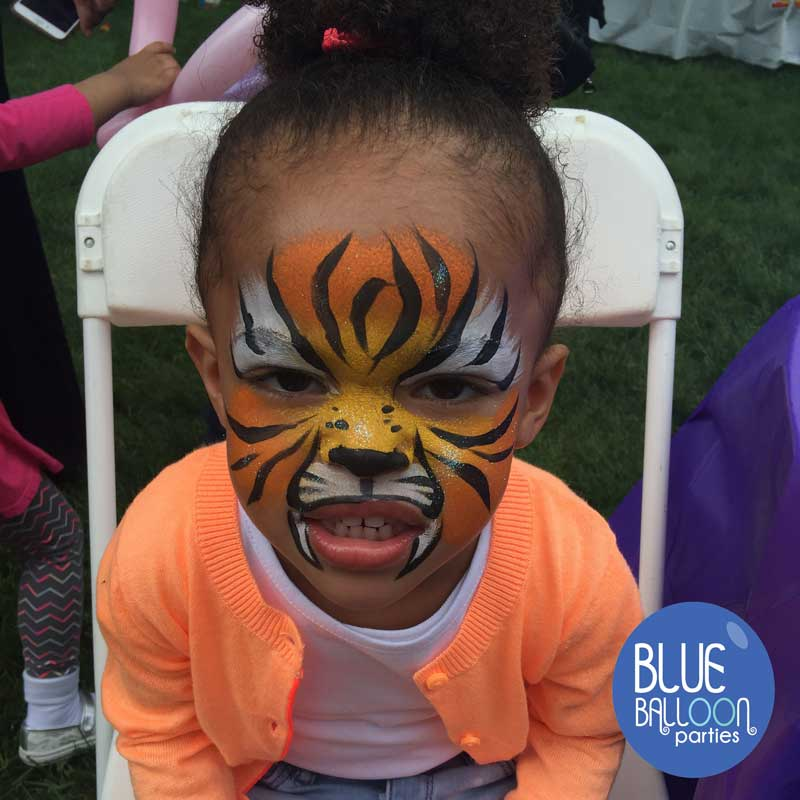 face painting girl 3