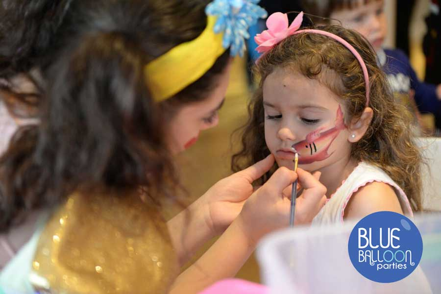 Face Painters NYC | Kid's Birthday Party Entertainers Face
