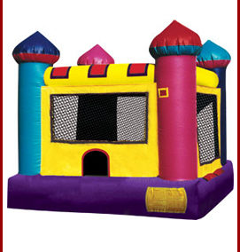 Indoor Mini Castle Bounce House